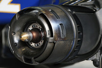 Detail Bremse, Sauber C34