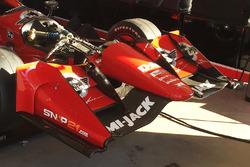 Honda aero parts detail