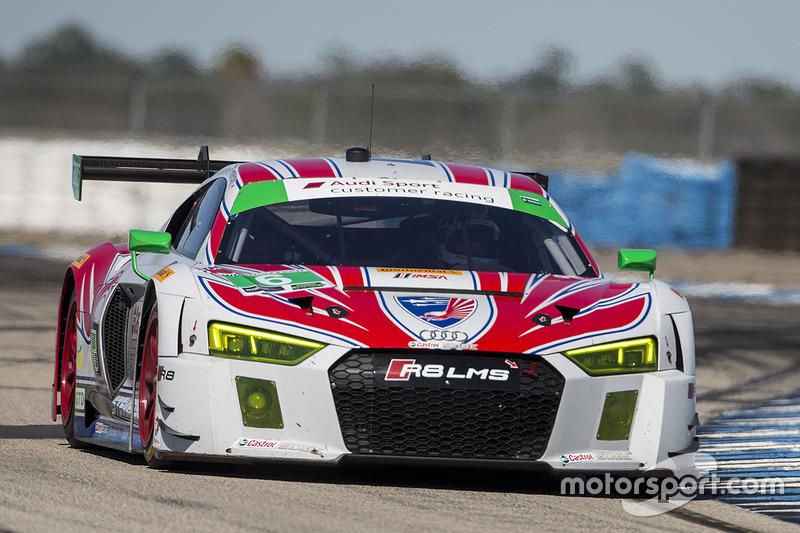 #6 Stevenson Motorsports (GTD)