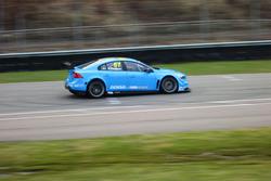 Фредрік Екблум, Volvo S60 TC1 Polestar Cyan Racing