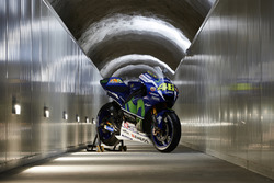 La Yamaha YZR-M1 2016 de Valentino Rossi, Yamaha Factory Racing