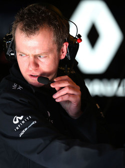 Chris Richards, Renault Sport F1 Team