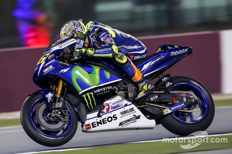 Valentino Rossi, Movistar Yamaha MotoGP Team 2016