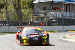 Greg Taylor, Barton Mawer Adina Apartments Hotels Audi R8 LMS