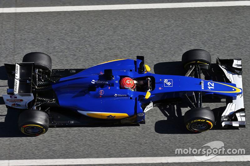 Фелипе Наср, Sauber C35