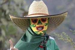 Ein mexikanischer Fan