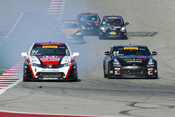 #91 Honda Accord V6 Coupe: Nick Wittmer in trouble