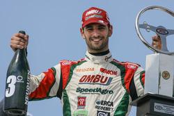 Подіум: третє місце - Факундо Ардуссо, JP Racing Dodge