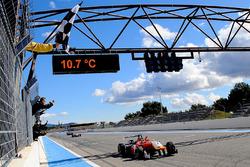 Ganador Leonardo Pulcini, Campos Racing