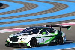 #7 Bentley Team M-Sport, Bentley Continental GT3