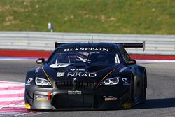 #12 Boutsen Ginion, BMW M6 GT3