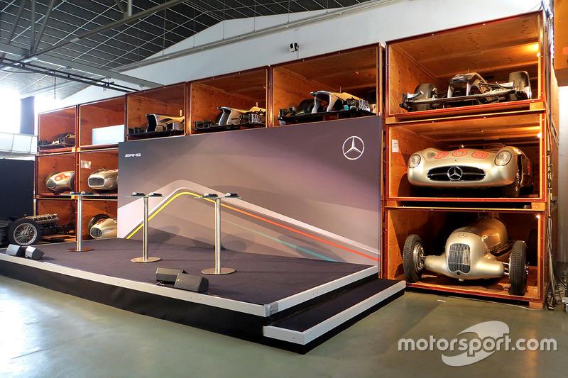 Autos Mercedes Vintage