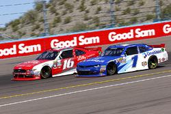 Раян Рід, Roush Fenway Racing Ford і Елліотт Седлер, JR Motorsports Chevrolet