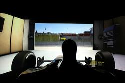 Adrenaline Control simulator in Gilze-Rijen