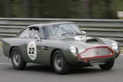 22-Mahmoud, Mahmoud, Audi-Aston Martin DB4 GT 1960