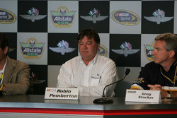 NASCAR Goodyear press conference: Robin Pemberton, NASCAR