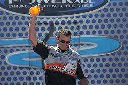 Pro Stock Motorcycle: Eddie Krawiec