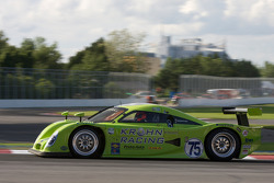 #75 Krohn Racing Pontiac Lola: Oliver Gavin, Tracy Krohn