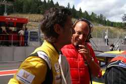 Former chief mechanics of Jacques Lafitte, the JMB Racing team manager is a well-known figure in the motorsports world