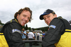 Mike Hezemans and Marcel Fassler