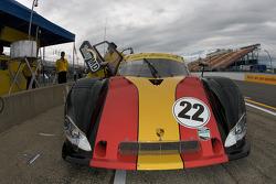 #22 Alexa Motorsports Porsche Riley: Jean-Franc_ois Dumoulin, Scooter Gabel, Carlos de Quesada