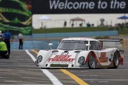 #23 Alex Job Racing Porsche Crawford: Bill Auberlen, Joey Hand