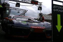 #174 Sport Garage Ferrari F430: Gael Lesoudier, Romain Brandela, Arnaud Peyroles, Hector Lester