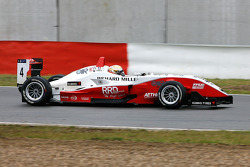 Jules Bianchi ART Grand Prix Dallara-Mercedes