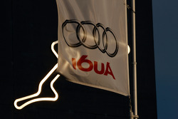Audi Sport Team Joest flag