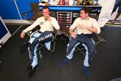 Marc Lieb and Richard Lietz