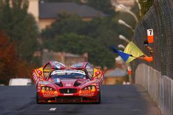 Saturday qualifying race