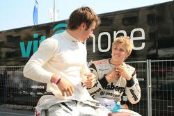 Oliver Oakes et Marcus Ericsson