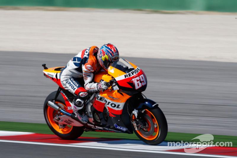 2008: MotoGP - Repsol Honda Team, Honda RC212V