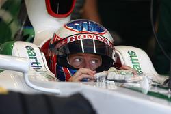 Дженсон Баттон, Honda Racing F1 Team, RA108