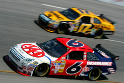 David Ragan and Matt Kenseth