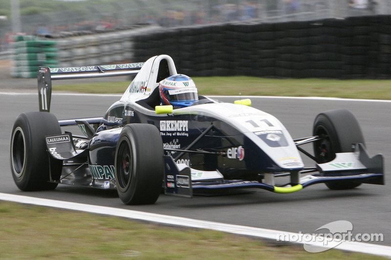 2007-2008: Еврокубок Формулы Renault 2.0