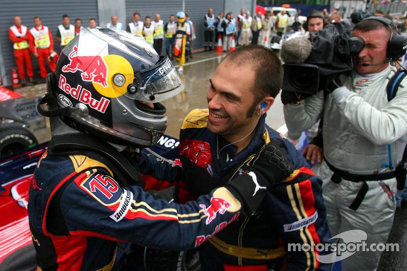 7. 2008: Гран Прі Німеччини (П3-Г), Угорщини, Європи, Італії (П3-Г)