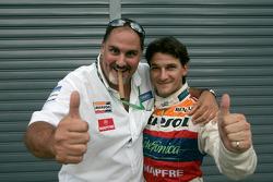 Alfonso de Orleans Borbon, Racing Engineering