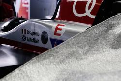 #1 Audi Sport Team Joest Audi R10 TDI detail