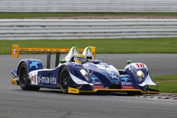 #18 Rollcentre Racing Pescarolo - Judd: Vanina Ickx, Joao Barbosa, Charlie Hollings