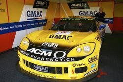 Phoenix Racing Corvette Z06