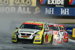 Russell Ingall, Paul Morris (Supercheap Auto Racing Commodore VE)