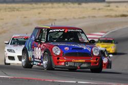 #198 RSR Motorsports Mini Cooper S: Ricky Johnson, Randy Smalley