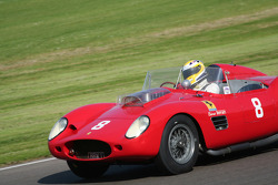 Sussex Trophy race: Jean-Marc Gounon - Ferrari 196s Dino