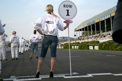 Pre-race fashion
