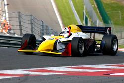 Hubertus Bahlsen (D) Ryschka Motorsport, IRL G-Force Chevy 3.5 V8