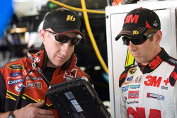 Greg Biffle and Greg Erwin talk