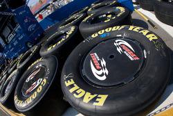 Alltel Dodge wheels and tires