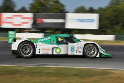 #8 BK Motorsports Lola B08/86 Mazda: Ben Devlin, Gerardo Bonilla