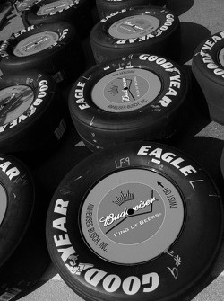 Goodyear tires and wheels for Kasey Kahne
